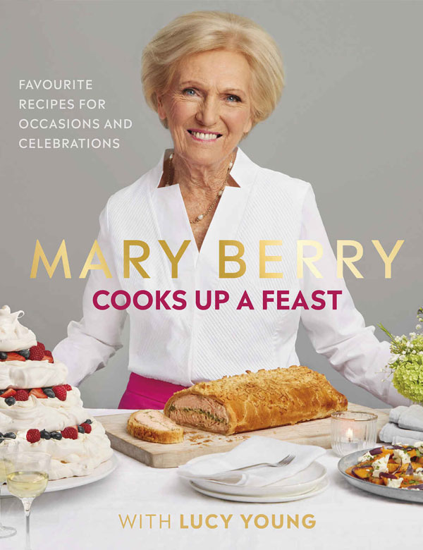 Books Mary Berry