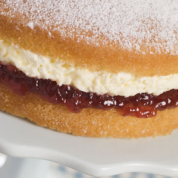Lemon Victoria Sponge Cake Recipe Uk