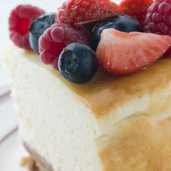 recept lemon cheesecake