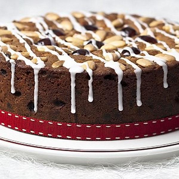 No Soak Christmas Cake