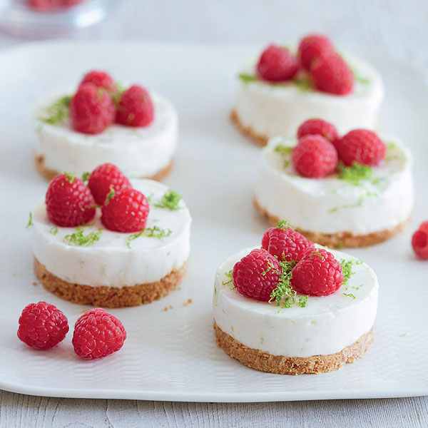 Recipes mary berry lemon and lime cheesecakes 15 minutes fandeluxe Images