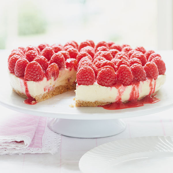 Recipes mary berry white chocolate and raspberry cheesecake 30 minutes fandeluxe Images