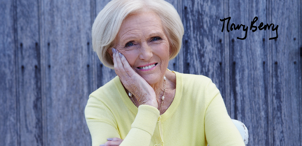About Mary Berry Mary Berry